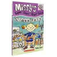 进口英文原版 米西的豪华皇家酒店 #2:CLASS PETS 班级宠物 [7-10岁]
