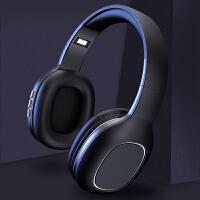 蓝牙耳机xr头戴式苹果无线运动跑步耳麦手机电脑音乐重低音插卡可接听电话游戏吃鸡华为vivo小米opp 头戴式蓝牙耳机-
