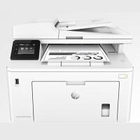 惠普HP M227fdw A4黑白激光多功能打印复印扫描传真打印机一体机 惠普M226dw升级版激光一体机