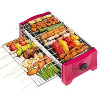 电烤炉家用无烟电烤炉烤肉机烧烤架烧烤炉家用电