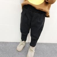 宝宝裤子女童休闲弹力裤儿童小脚裤冬