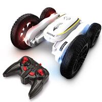特技翻斗车充电动翻滚越野四驱漂移遥控汽车儿童玩具