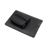 联想笔记本电脑包IdeaPad 720S-14IKB保护套内胆包720S-13IKB皮套 鼠标款 黑色2件