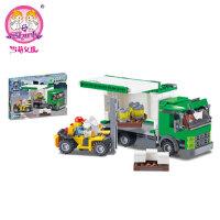 6093创意积木玩具品牌拼装儿童益智