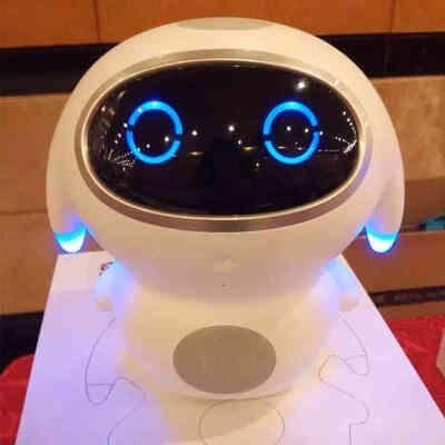 巴巴腾智能机器人玩具儿童早教机互动对话陪伴小蛋小腾高科技