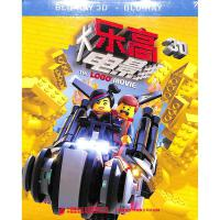 3D乐高大电影-蓝光影碟DVD