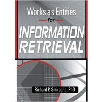 【预订】Works as Entities for Information Retrieval 97807890202
