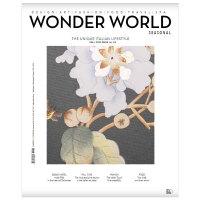 订阅 wonder world seasonal 旅行生活杂志 意大利意大利文/英文原版 年订4期