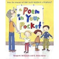 英文原版 口袋里的诗歌 A Poem in Your Pocket (Mr. Tiffin's Classroom S