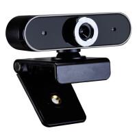 高清电脑摄像头带麦克风话筒台式免驱笔记本家用USB视频内置麦克风