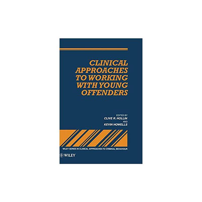【预订】Clinical Approaches to Working with Young Offenders 9780471953487 美国库房发货,通常付款后3-5周到货!