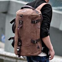 男士装衣服的包 大容量轻便双肩行李包多功能旅行包 出差休闲背包