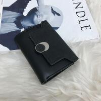 女士钱包2018新款韩版零钱夹手拿包短款磨砂小钱包订单