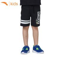 安踏童装新款小男童短裤子纯棉宝宝运动裤五分裤夏季中裤35729786