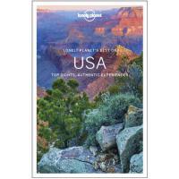 现货 孤独星球 美国必游景点 第 2版 美国旅游指南 自由行攻略 英文原版 Lonely Planet Best of