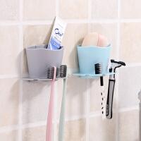 【支持礼品卡支付】浴室强力吸盘置物架 塑料 多功能塑料强力吸盘置物架