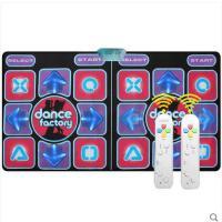 塑身减肥舞蹈机瑜珈家用跳舞机双人两用加厚 发光按摩体感手舞跳舞毯