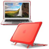 Liweek 苹果笔记本外壳macbook air pro保护壳11 12 13寸电脑散热支架壳touch bar p