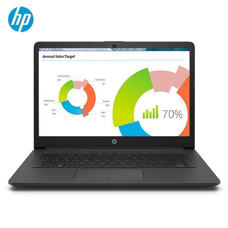 【新品】惠普(HP)246 G7 14英寸笔记本电脑(N4000 4G 500G Win10 一年上门)黑灰银色 轻薄商旅新体验,薄至19.9mm,轻至1.52kg