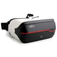 富士通FV200升级版VR一体机虚拟现实3d眼镜头戴式2K智能wifi游戏