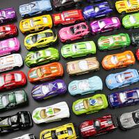 儿童玩具合金小汽车模型仿真车模套装