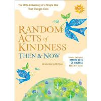 【预订】Random Acts of Kindness Then & Now: The 20th Anniversar