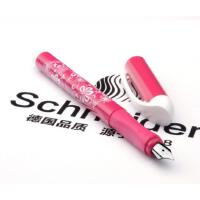 施耐德花季书写钢笔树脂笔杆柔软防滑握笔162009