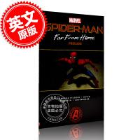 现货 蜘蛛侠2:英雄远征 电影官方前奏漫画 英文原版 Spider-Man: Far from Home Prelud