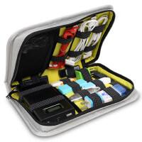 手提数码收纳包硬盘包U盘包配件包多功能数据线收纳包