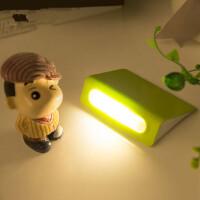 智能人体感应LED小夜灯节能电池壁灯过道楼道衣柜光感夜明不插电 支持礼品卡支付