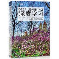 深度学习 deep learning 中文版 AI圣经 北大张志华教授审校 机器学习引进版**书籍 人工智能机器人程序