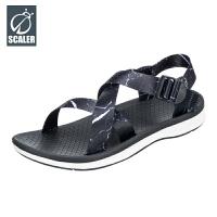 SCALER+思凯乐户外男时尚沙滩凉鞋拖鞋凉鞋夹板沙滩鞋X9192701