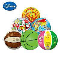 伊诺特 儿童玩具小皮球幼儿园宝宝充气拍拍球篮球西瓜球足球益智球