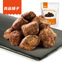 良品铺子牛肉粒五香味香辣牛肉干独立小包装特产零食风味小吃袋装