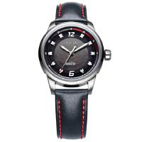 高圆圆同款:飞亚达Fiyta-极限系列 LA8456.WBB 自动机械女士手表