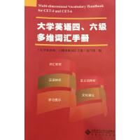 大学英语四六级多维词汇手册