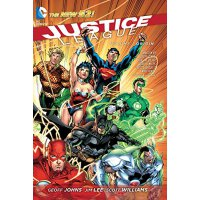 英文原版Justice League, Vol. 1: Origin