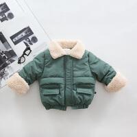 童装棉衣婴幼宝宝保暖棉衣外套