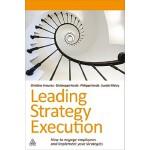 【预订】Leading Strategy Execution: How to Engage Employees and