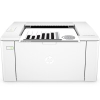 hp惠普M104a黑白激光打印机惠普USB打印 A4黑白激光打印机 家用 小型办公 1108打印机(USB连接)