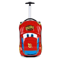 可坐汽车儿童拉杆箱寸卡通登机箱--年级寸拖箱卡通旅行箱 18寸