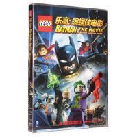 正版影视dvd光盘乐高蝙蝠侠电影卡通电影影碟DVD碟片