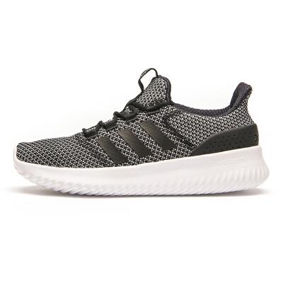 Adidas阿迪达斯 男鞋 NEO网面透气运动休闲鞋 CG5801NEO网面透气运动休闲鞋