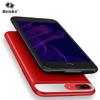 【当当自营】 BENKS 苹果6PLUS Iphone6PLUS背夹充电宝电池便携移动电源手机壳 中国红