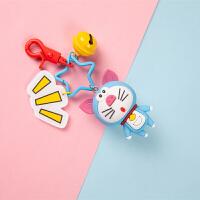 可爱卡通机器猫U盘USB2.016G创意生日情侣礼物萌个性定制 真实内存创意可爱