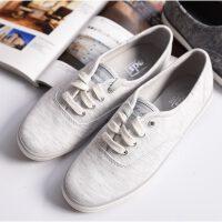 Keds 帆布女鞋女士时尚休闲经典帆布鞋 新款女款单鞋
