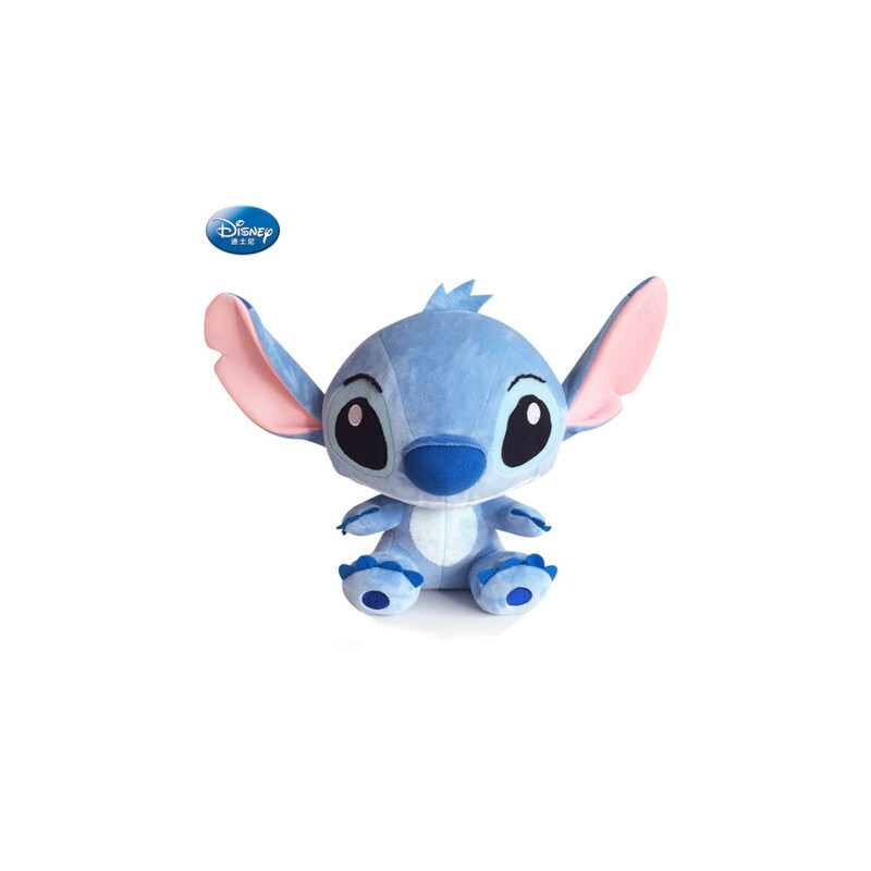 六一礼品生日礼物迪士尼大Q史迪仔公仔星际宝贝史迪奇娃娃毛绒玩具