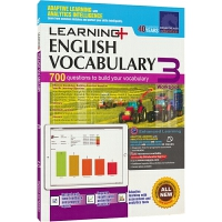 SAP Learning Vocabulary Workbook 3 小学三年级英语词汇练习册在线测试版 新加坡教辅