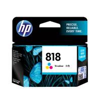 惠普HP 818 三色墨盒(OS)