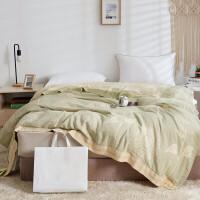 纱布毛巾被纯棉双人毛巾毯单人空调毯舒适儿童